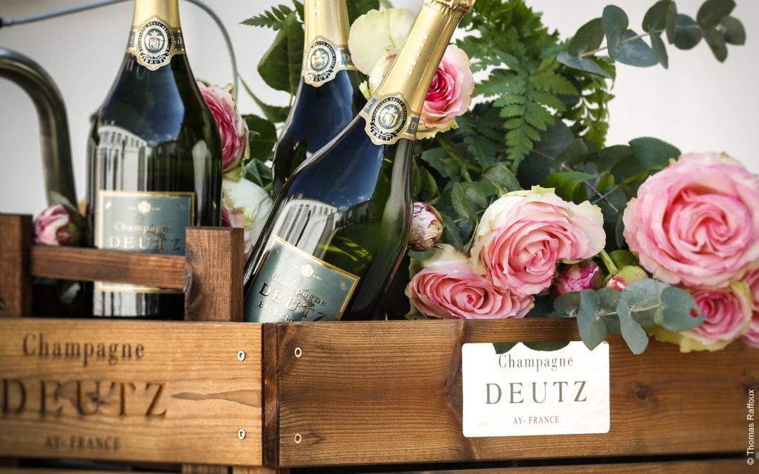 Degustace champagne s firmou Premier Wines ve Wine baru Vittorio